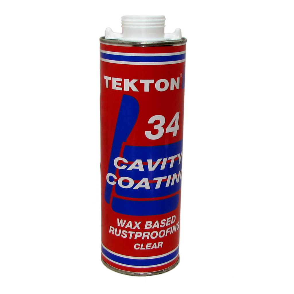 Tekton Cavity Wax